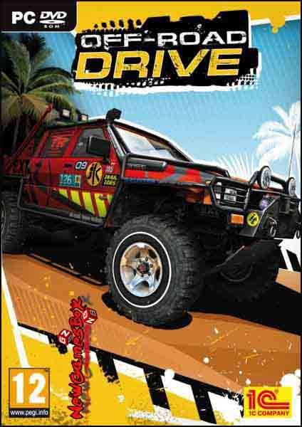 Off Road Drive PC Game Free Download Full Version, Free