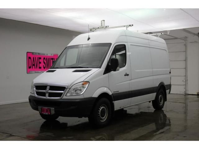Used 2008 Dodge Sprinter 2500 For Sale At Dave Smith S Frontier