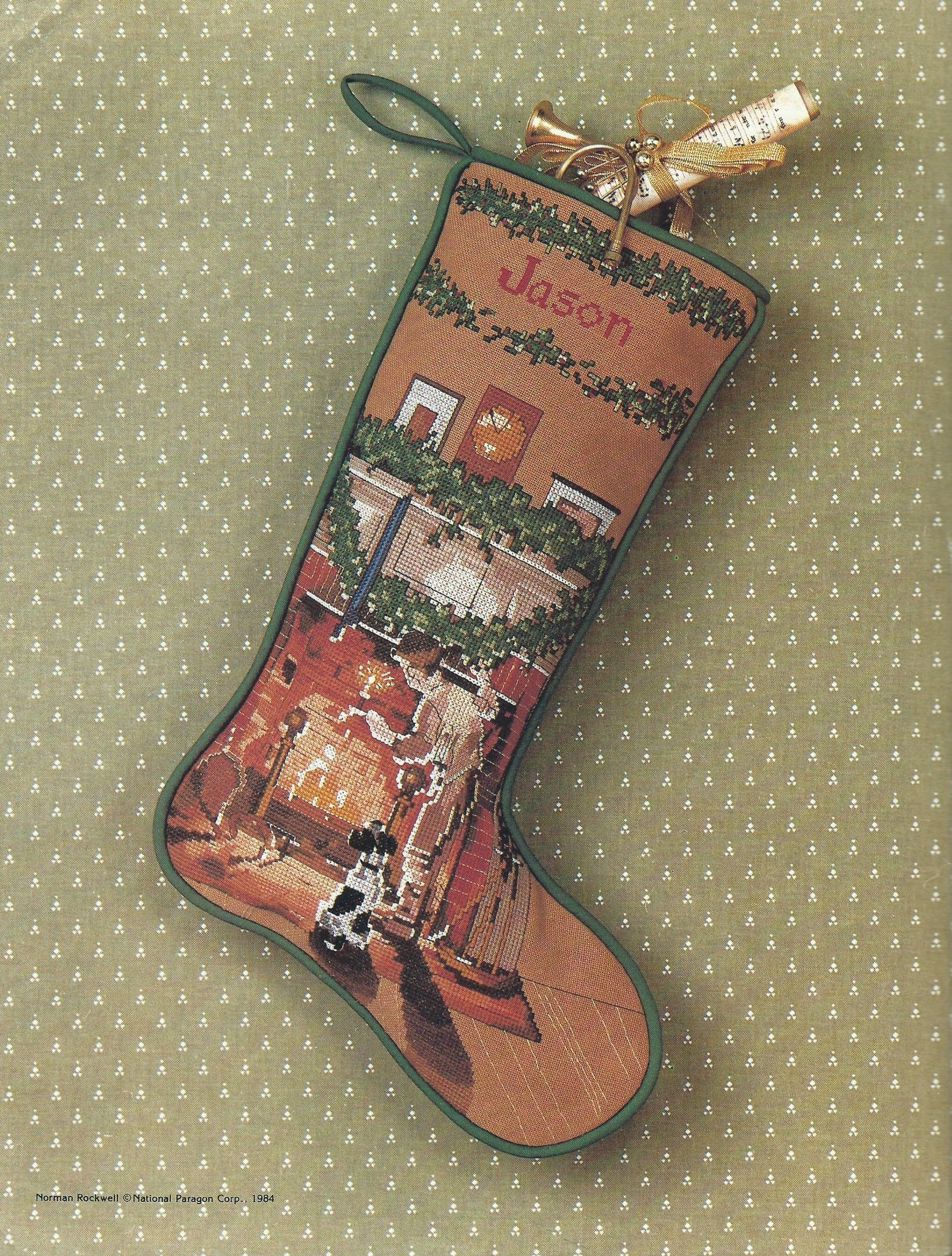 Looking for santa norman rockwell holiday designs for