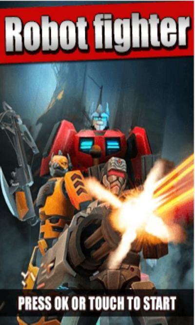 Robot Fighter - Killer Sniper Shoot Game for Java - Opera