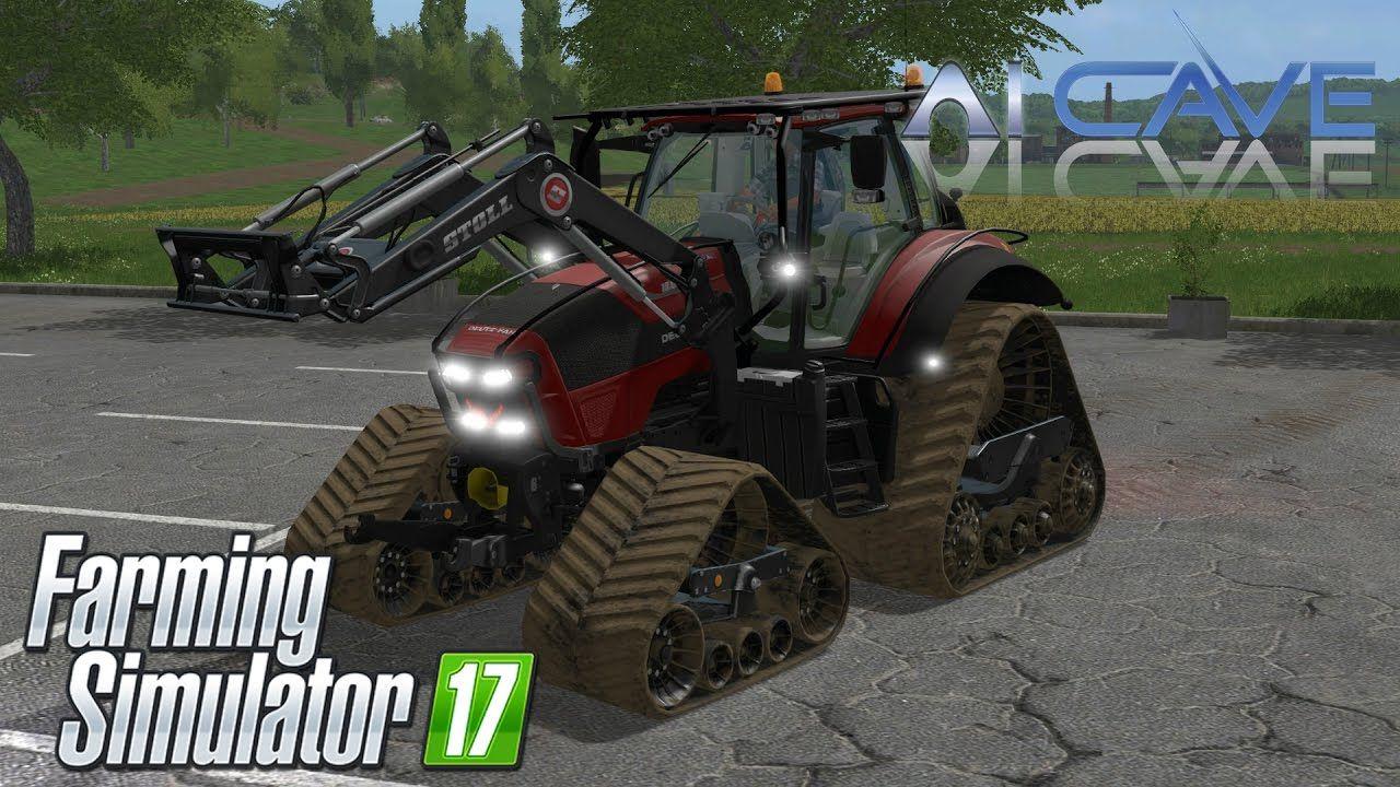 Farming Simulator 2017 Mods - Mountaingoat Prototype II