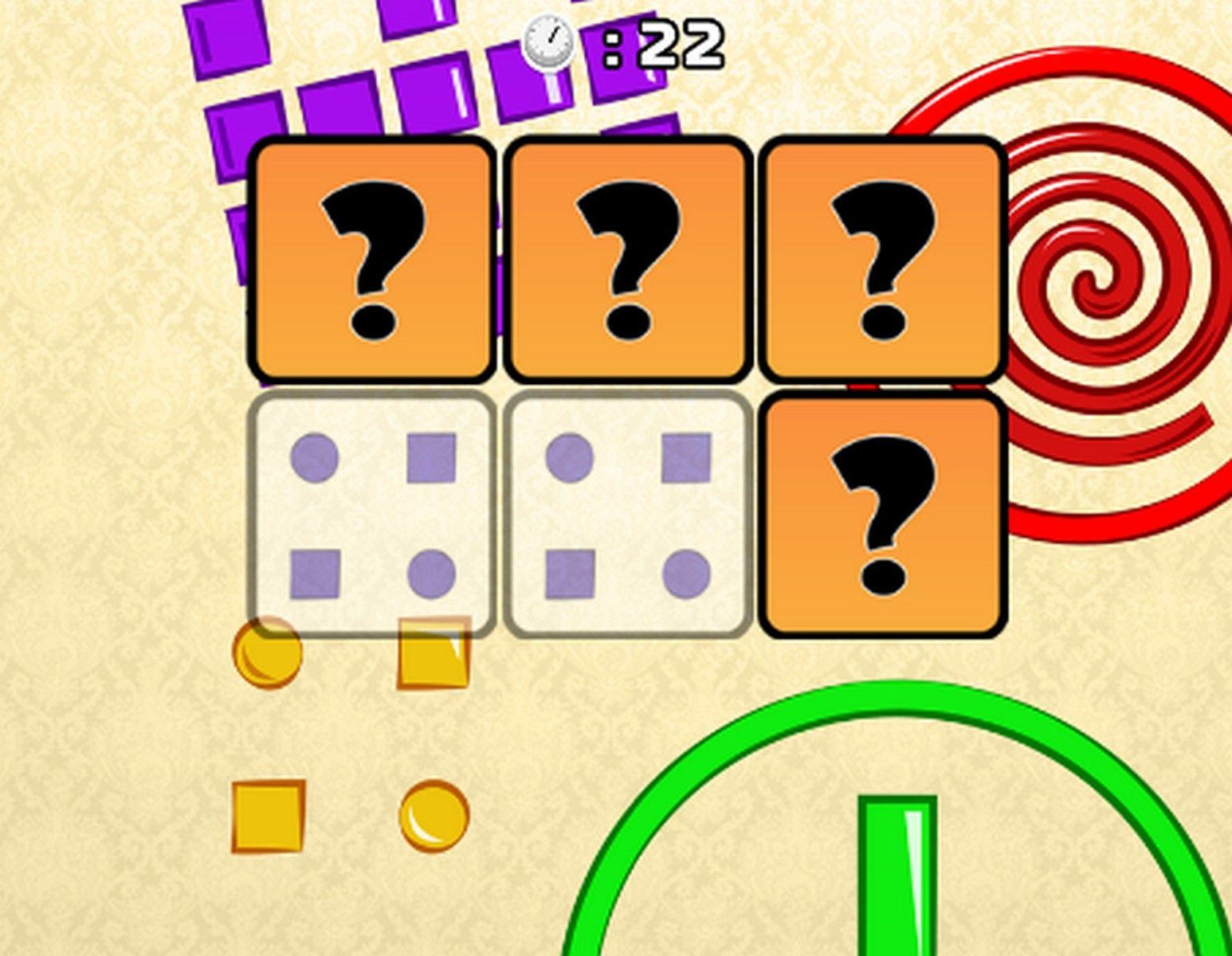 Genius Memory Games, Memory games, Shooting games