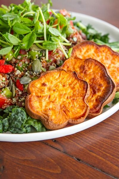 Adzuki Bean & Quinoa Tabbouleh Salad with a Twist
