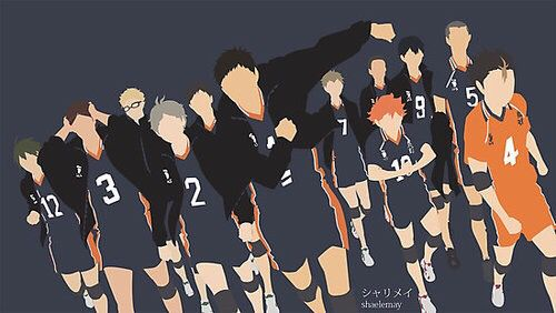 Karasuno Haikyuu Haikyuu Anime Cute Anime Wallpaper Haikyuu Wallpaper