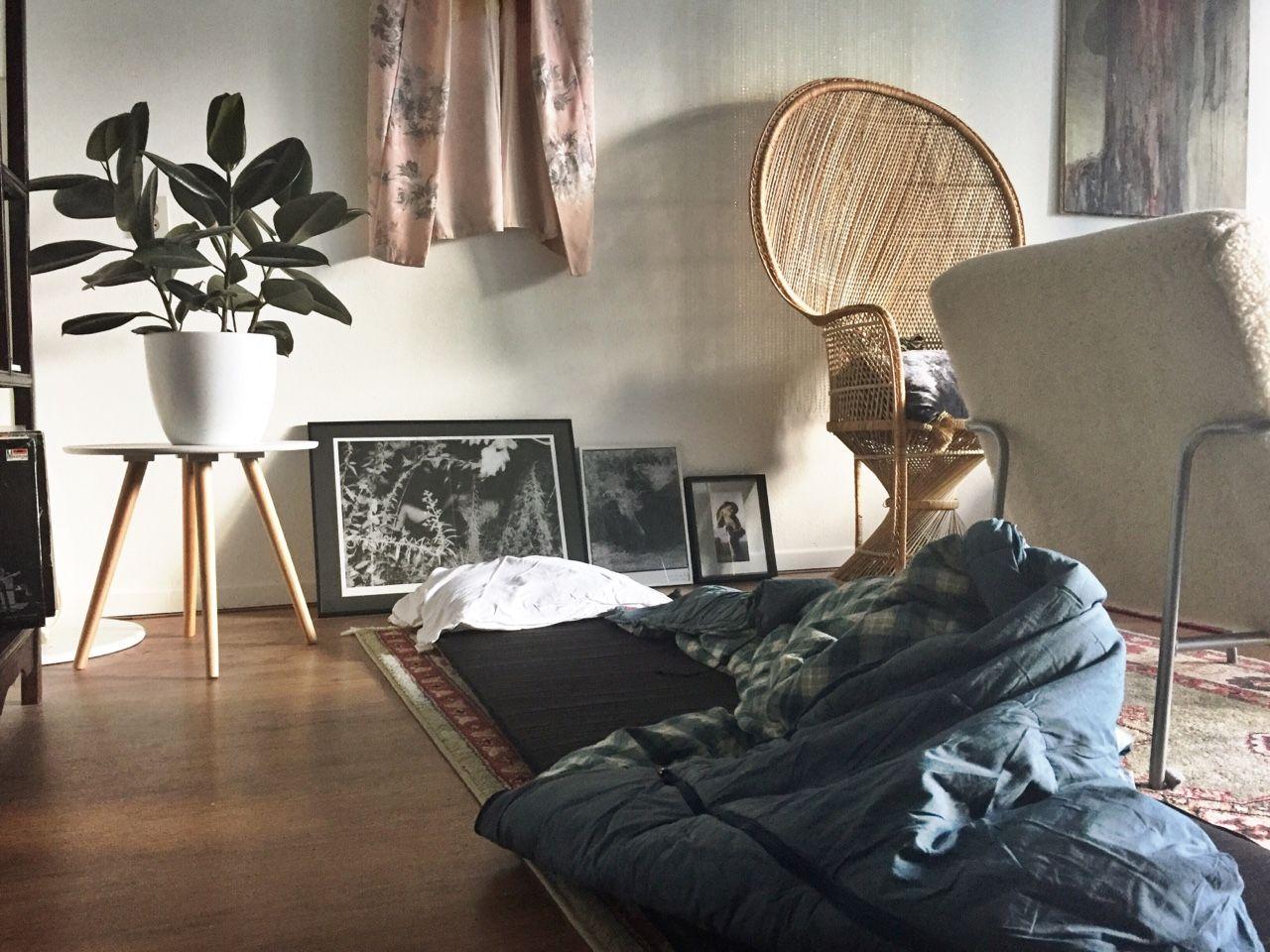 Beds I've slept in, 2015. Tweede Oosterparkstraat, Amsterdam tumblr: allesiseenillusie