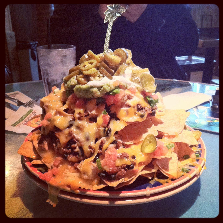 Margaritaville Menu Refresh - Orlando Connections |Margaritaville Las Vegas Food