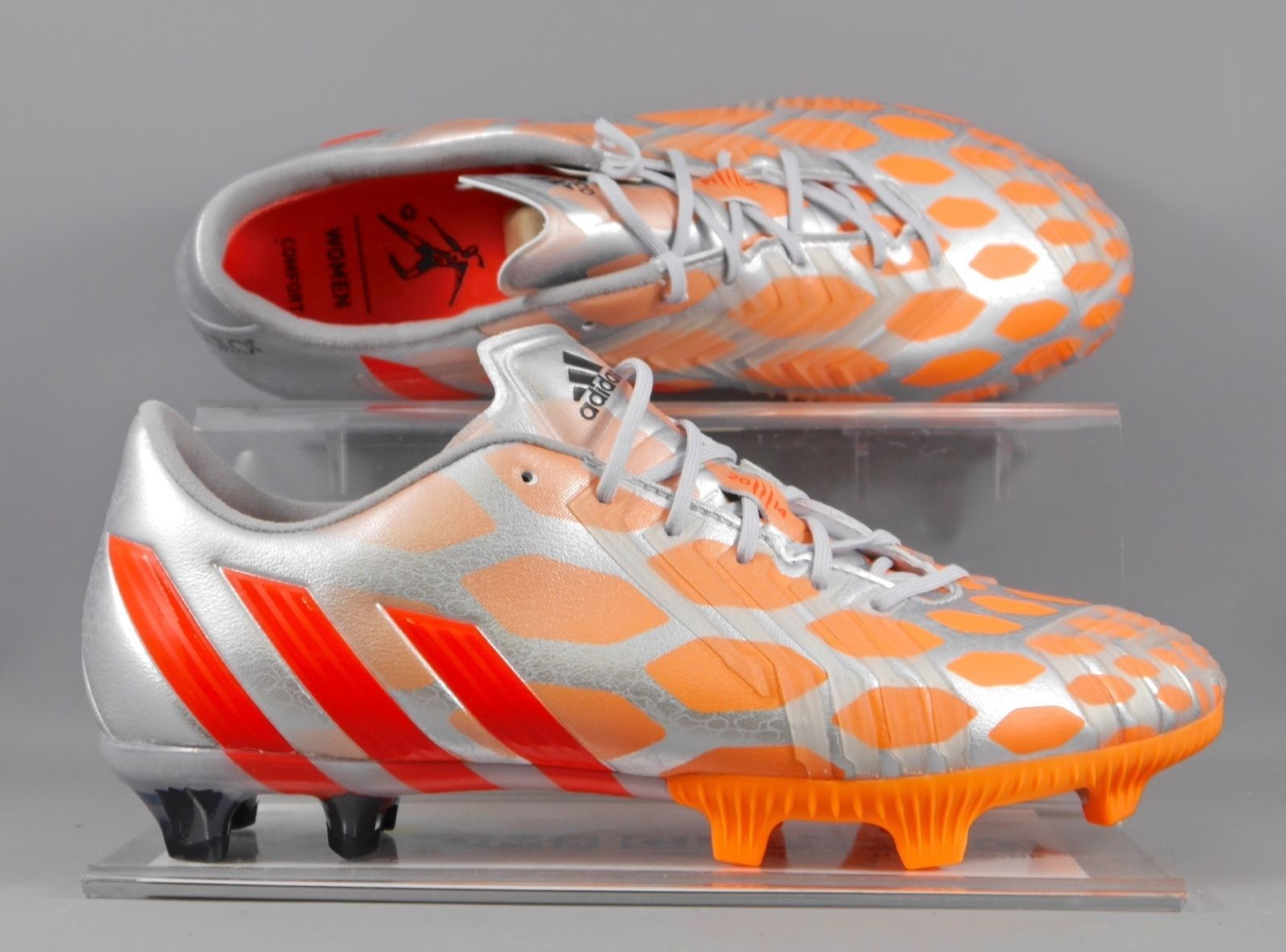8c5873a15977 M18326 Adidas Predator instinct FG Womens firm ground football boots ...
