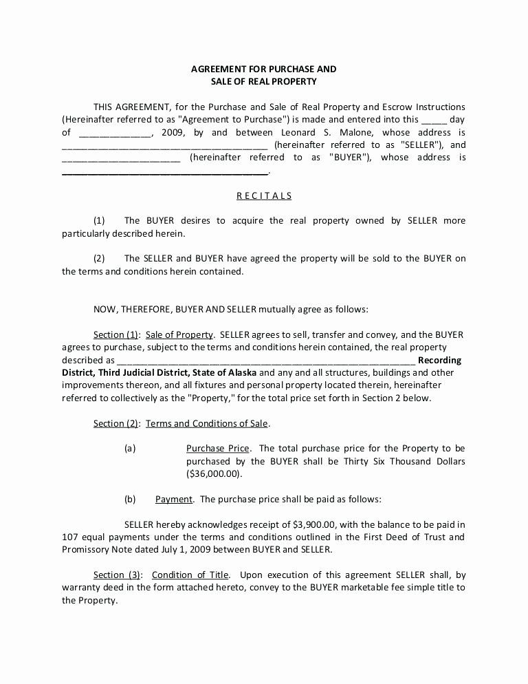 Simple Buy Sell Agreement Form In 2020 Contract Template