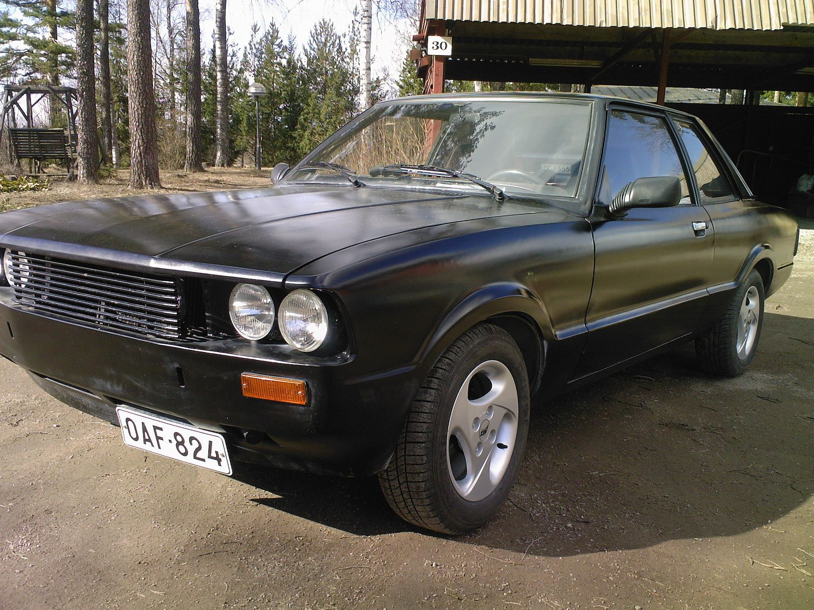 1980 Ford Taunus Ford
