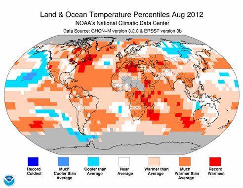 How Much Hotter Will Your Hometown Get Over The Next Century Weather Underground Century Temperatures