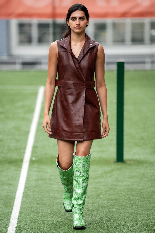 Ganni Copenhagen Spring 2020 Fashion Show