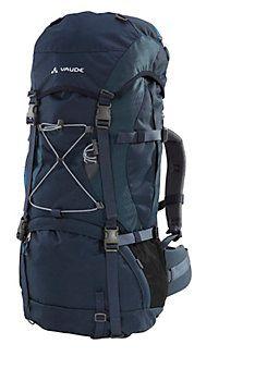 90d8fa86c4b75 VAUDE Khumbu 65 Trekkingrucksack dunkelblau im Online Shop von SportScheck  kaufen