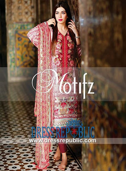 d6626aa431 Pakistani Lawn Collection 2014 for Eid by Motifz Buy Online Pakistani Lawn  Collection 2014 for Eid