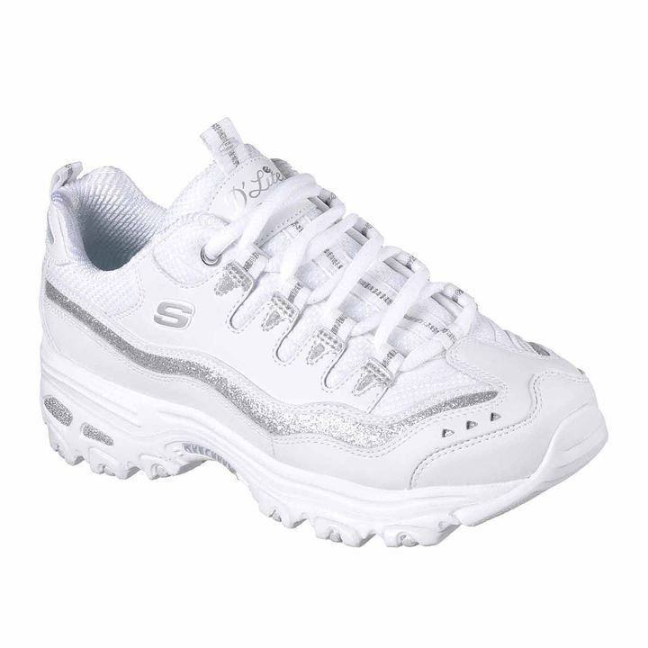 Skechers D'Lites Now And Then Womens Sneakers | Products