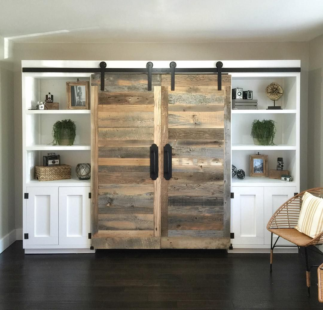 Shanty Sisters Shanty 2 Chic Instagram Photos And Videos Murphy Bed Diy Diy Sliding Barn