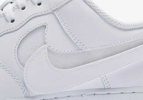 20aa2b9842b5fb Air Force 1 Swoosh Pack White