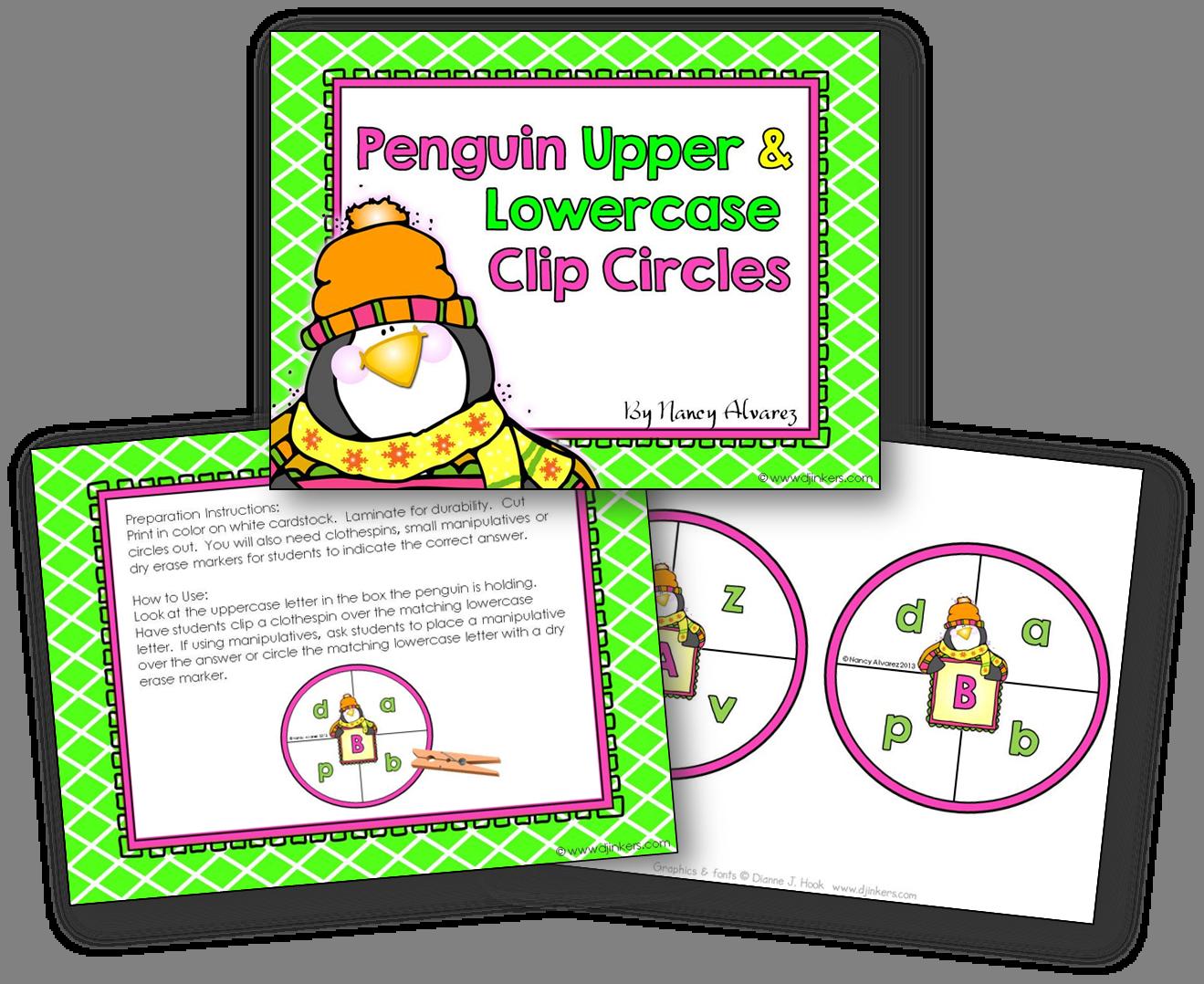 penguin circles   school   Pinterest   School