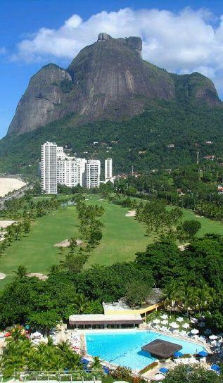 South America on Instagram: Location: Vista da Pedra da