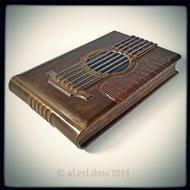 Music book ?  aLexLibris - bookart & unique accessories