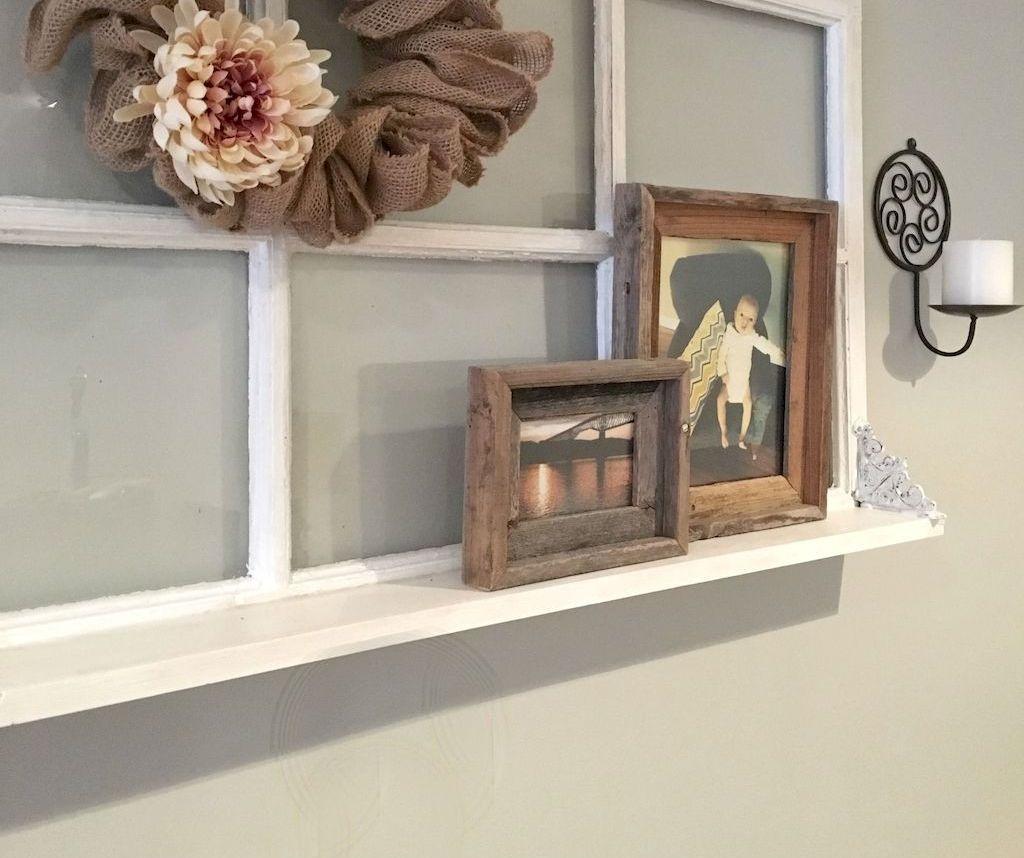 Creative ideas for home interior creative  diy vintage window home interior makeover ideas