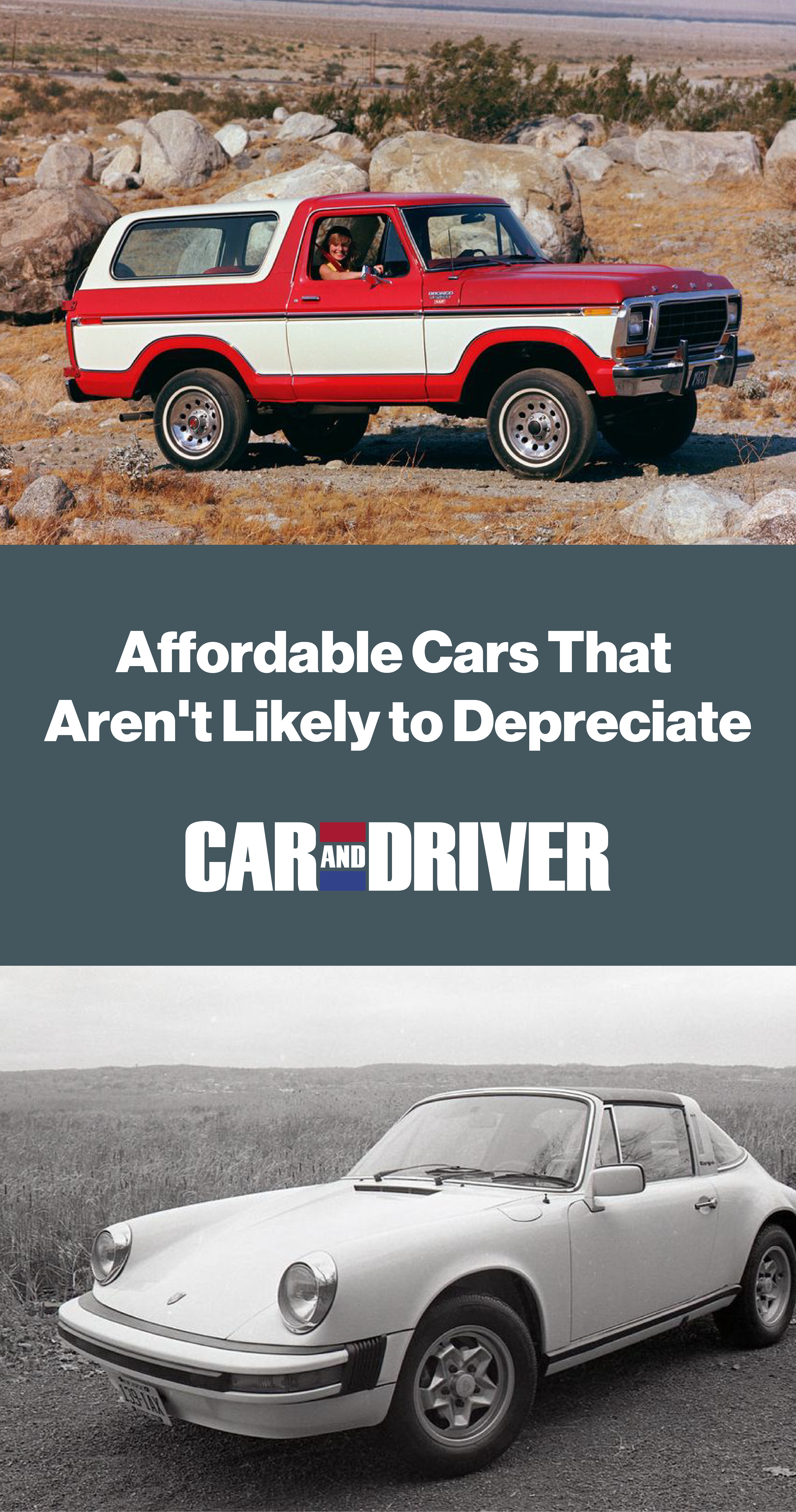 15 Fun, Affordable Cars That Aren't Likely to Depreciate