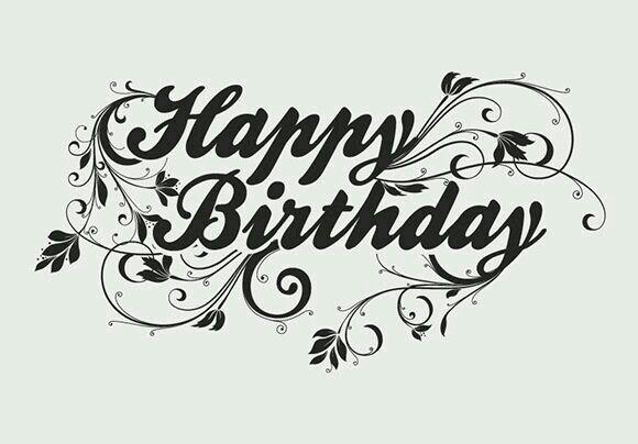 Pin By Capunk On Words Happy Birthday Logo Happy Birthday Text Happy Birthday Font