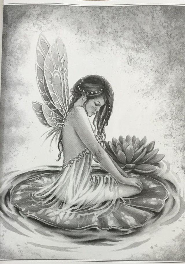 Disegni Angeli Per Tatuaggi - Disegni da colorare gratuiti