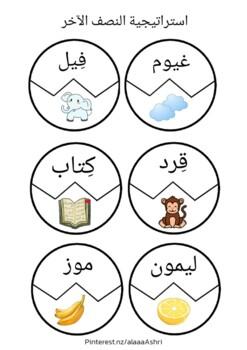 استراتيجية النصف الآخر ـ التعلم النشط By Alaa Ashri Tpt In 2021 Handemade Tpt Teacherspayteachers