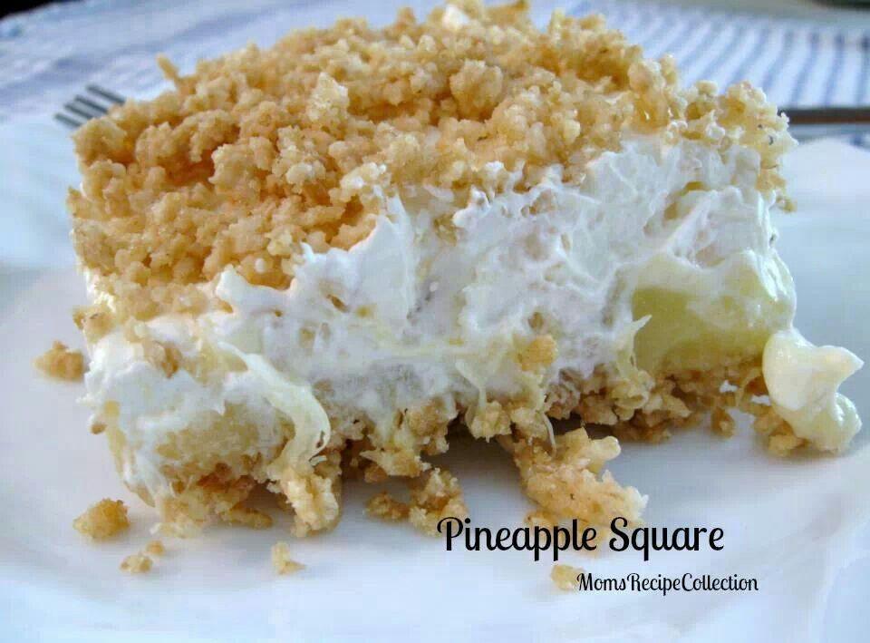 Pineapple square