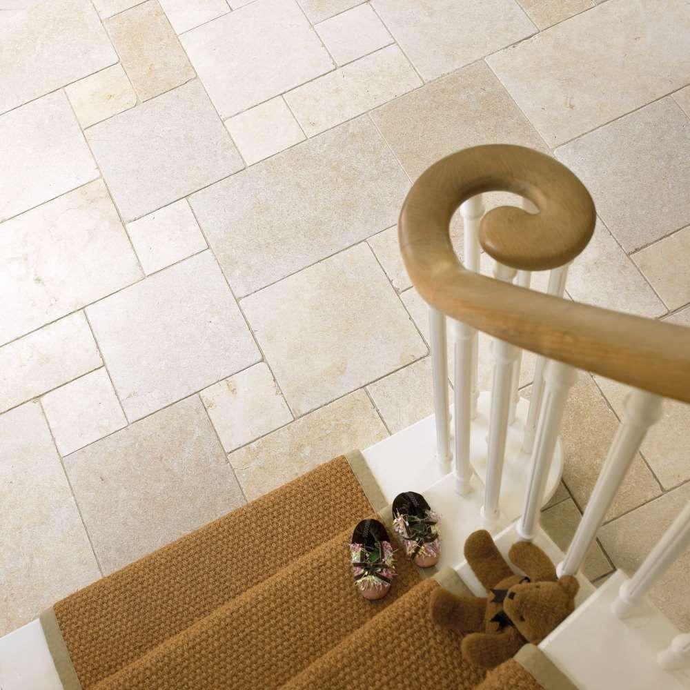 Aegean Cream Limestone Floor & Wall Tiles - Image 1 | Marshalls Tile ...