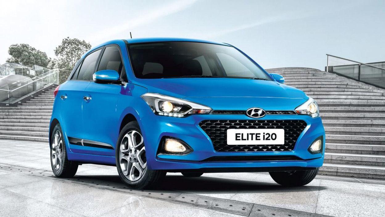Hyundai I20 2020 Price In India Exterior