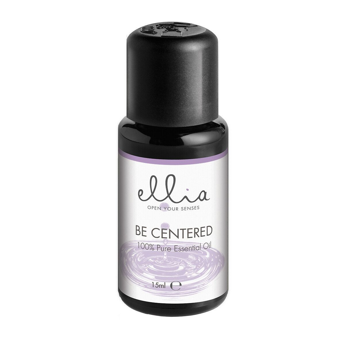 This product will be dispatched by one of our trusted suppliers. You'll be contacted by their selected courier about your delivery.be centered essential oil.with notes of bergamot, orange, and patchouli, be centered is a calming blend that's perfect for meditation. Diffuse it while you set intentions for the day or engage in a relaxing yoga routine. You'll love its grounding, citrusy-yet-spicy fragrance. All of ellia's signature blends are crafted by an aromatherapy expert using only 100% pure