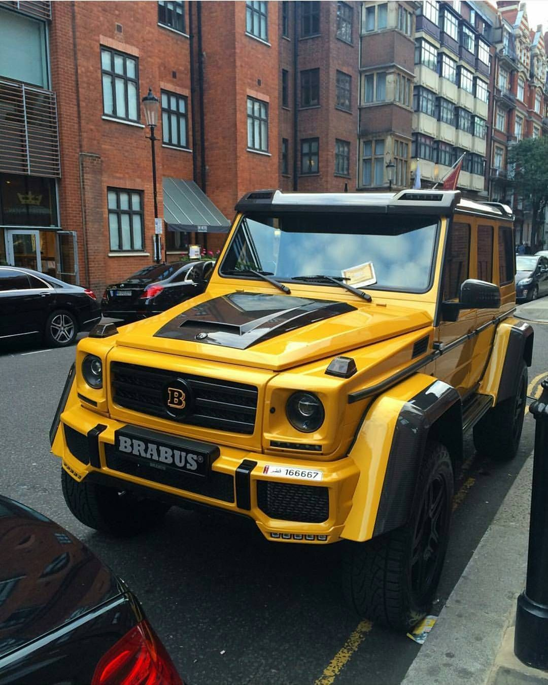 Mercedes-Benz G (Geländewagen-SUV), #dreamCarCollection