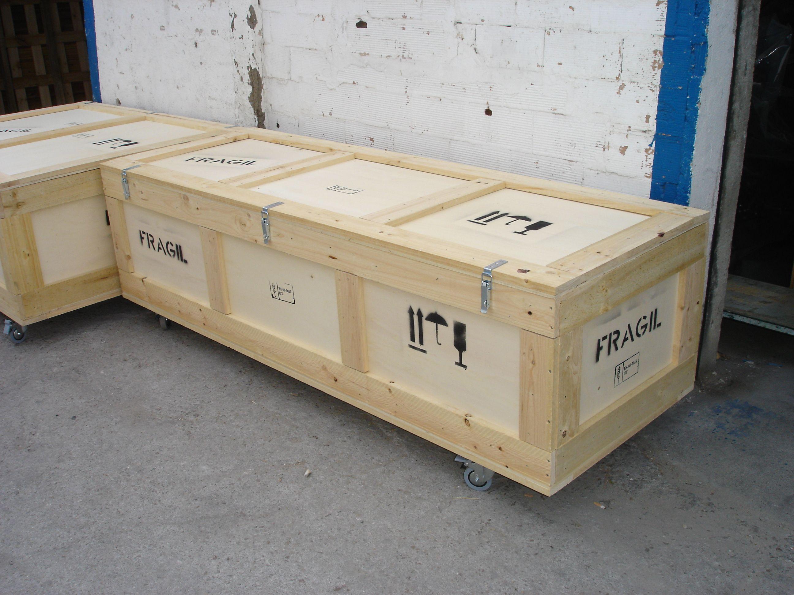 Cajas De Madera Para Obras De Arte Embalajes De Madera Cajas De Madera Mostrador De Madera