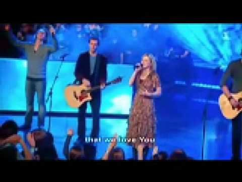How Great Is Our God Live With Lyrics Hillsong U Christian Worship Music By Bernice Leon Pinterest