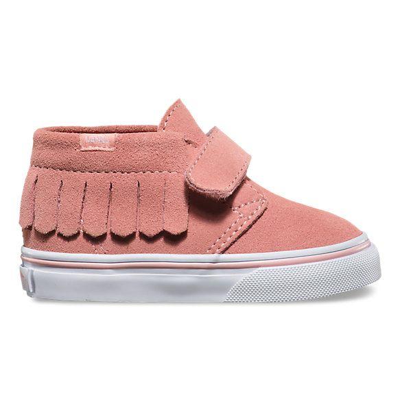 Toddlers Suede Chukka V Moc   Shop Toddler Shoes At Vans