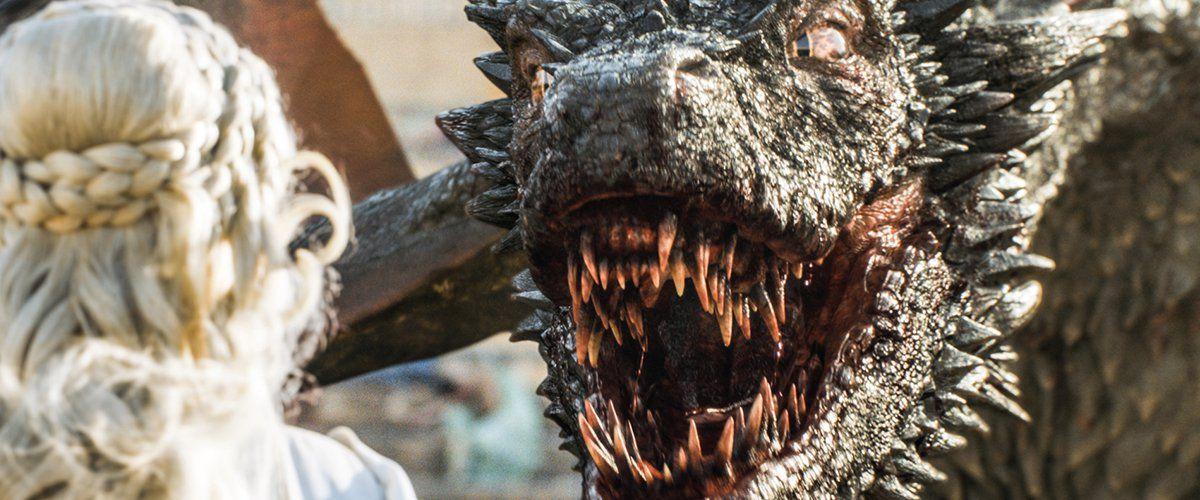 Já virou quase uma tradição falar que os dragões de Game of Thrones estão ficando maiores sempre que uma temporada está prestes a começar. Eles de
