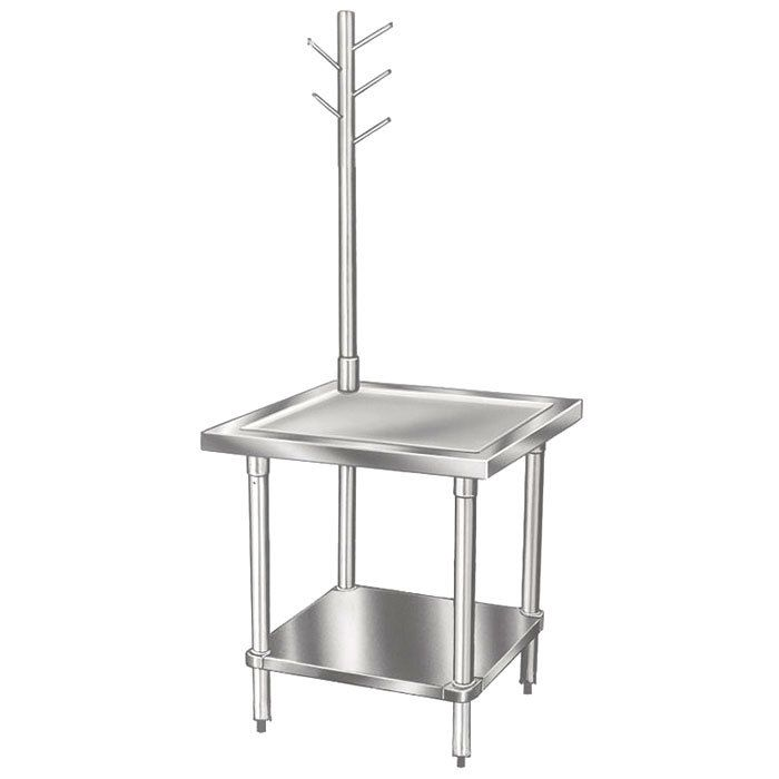 Advance Tabco Mx Gl 300 30 X Stainless Steel Mixer Table