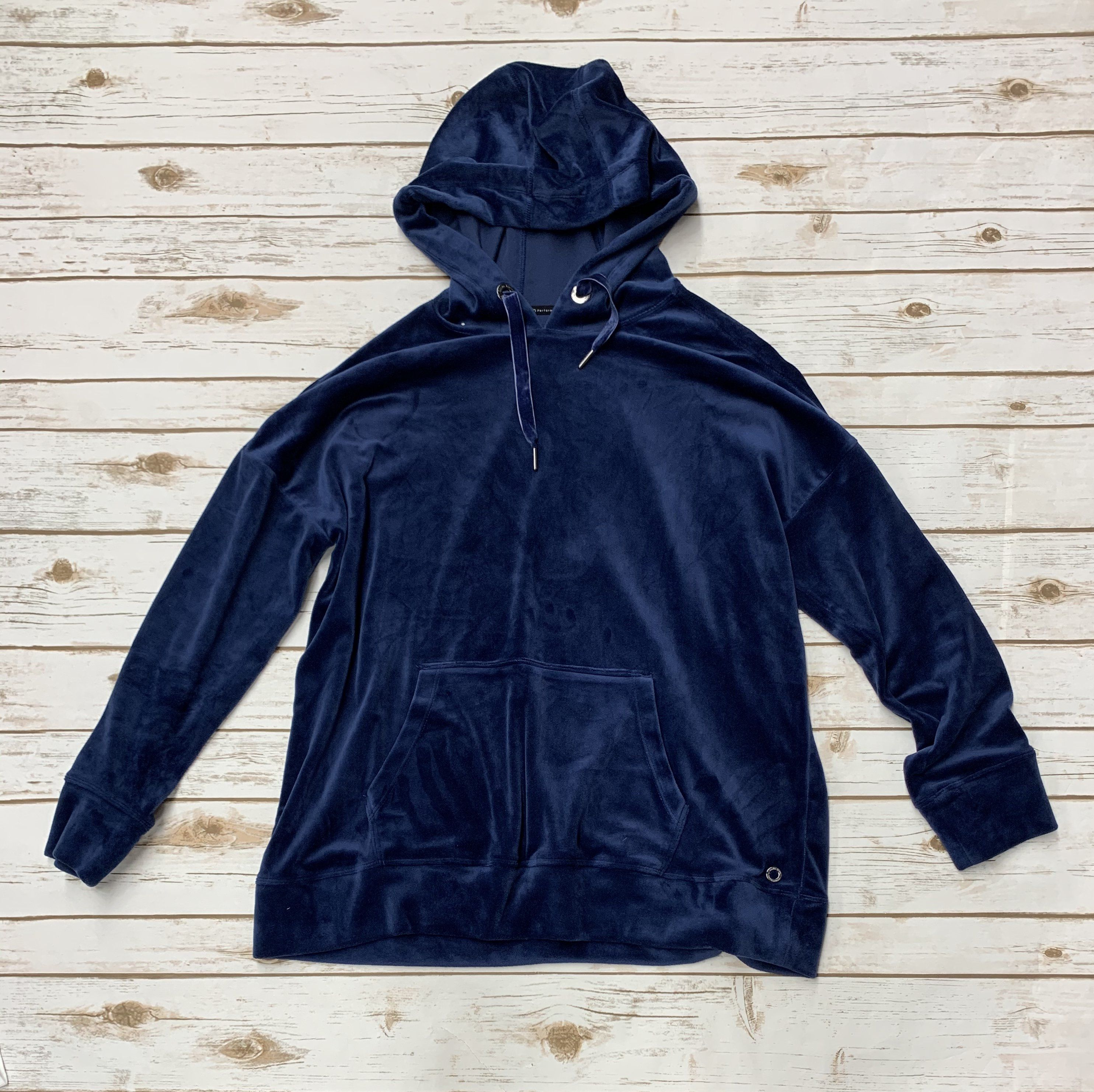 Sweatshirt Hoodie By Calvin Klein Performance  Size: M