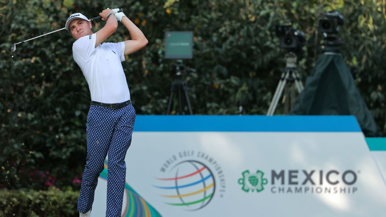 Even without Tiger, golf's elite make a point at WGC