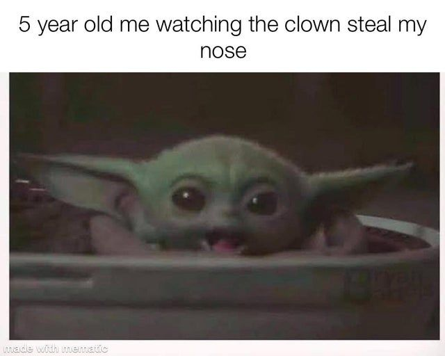 Pin By Mcdonald S Iced Sweet Tea On Funny Memes Yoda Funny Yoda Meme Star Wars Memes