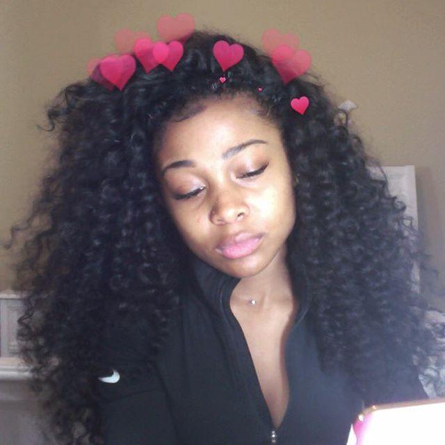 Jayda amour hair