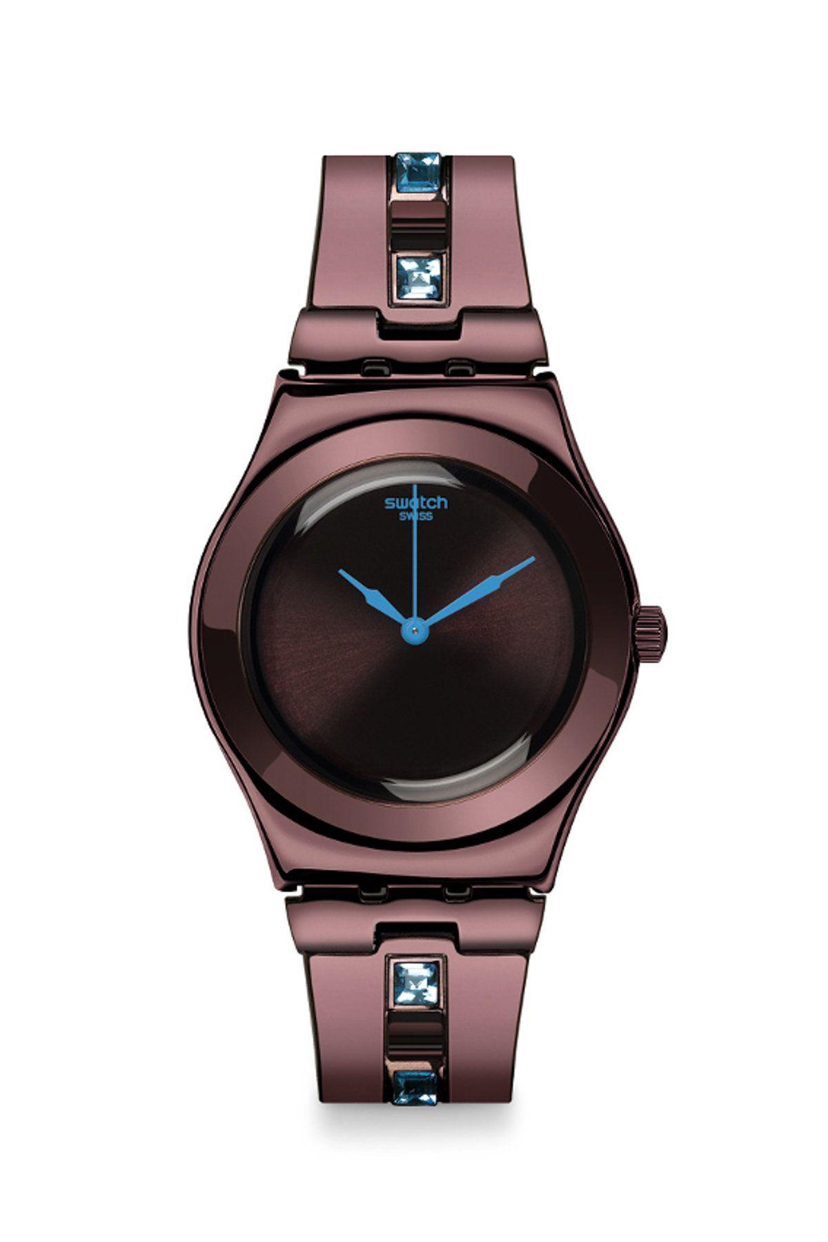 Kadin Kol Saati Swatch Trendyol Swatch Bayan Saatleri Bilezik Saat
