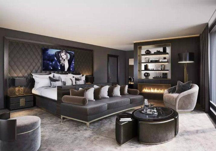 Les plus beaux fauteuils pour votre chambre | chambre à coucher ...