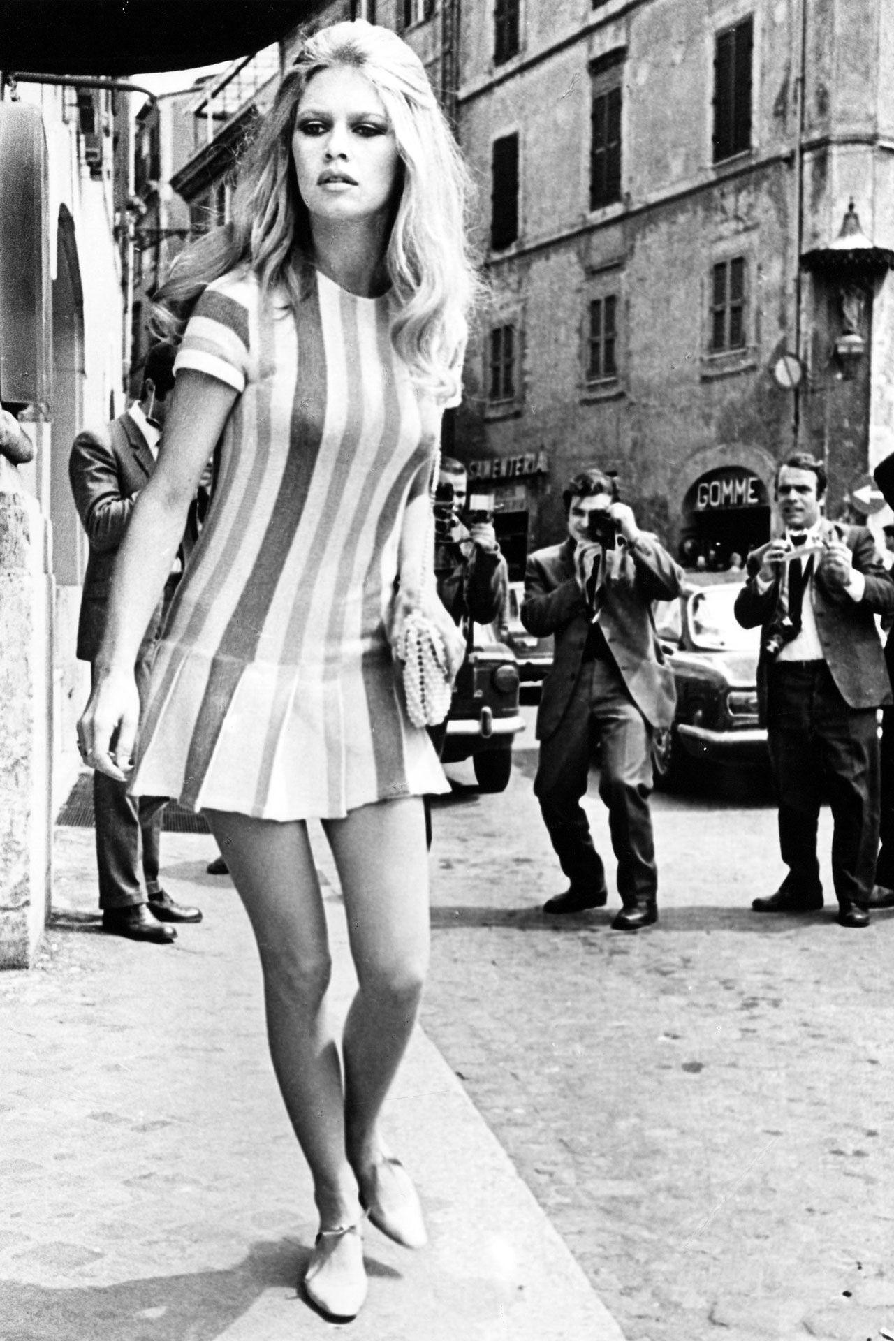68969557b9ab Brigitte Bardot Style & Fashion Icon (Vogue.com UK) | 60s fashion ...