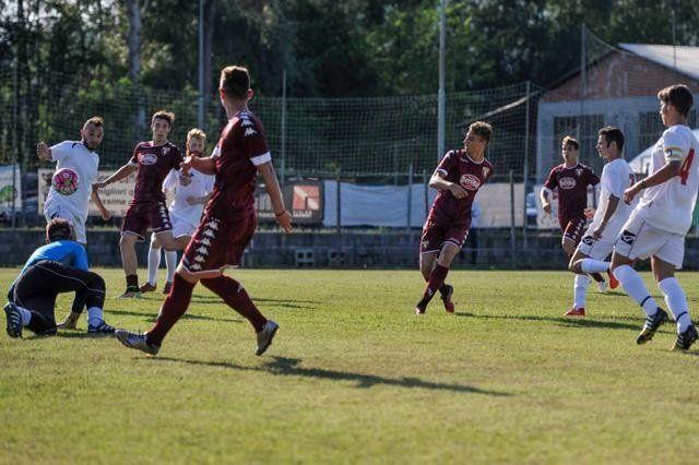 Torino Primavera: 3-0 al Borgaro per chiudere il ritiro di Cantalupa https://t.co/Ynlfl3lDkB Redazione Toro News https://t.co/DPnNHAVkL0