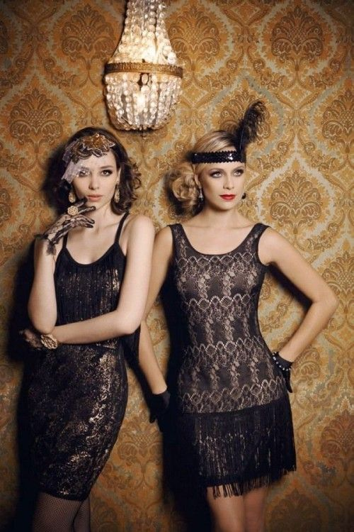 Photo of L'abito anni '20 sta tornando nelle fasce delle tendenze della moda moderna …
