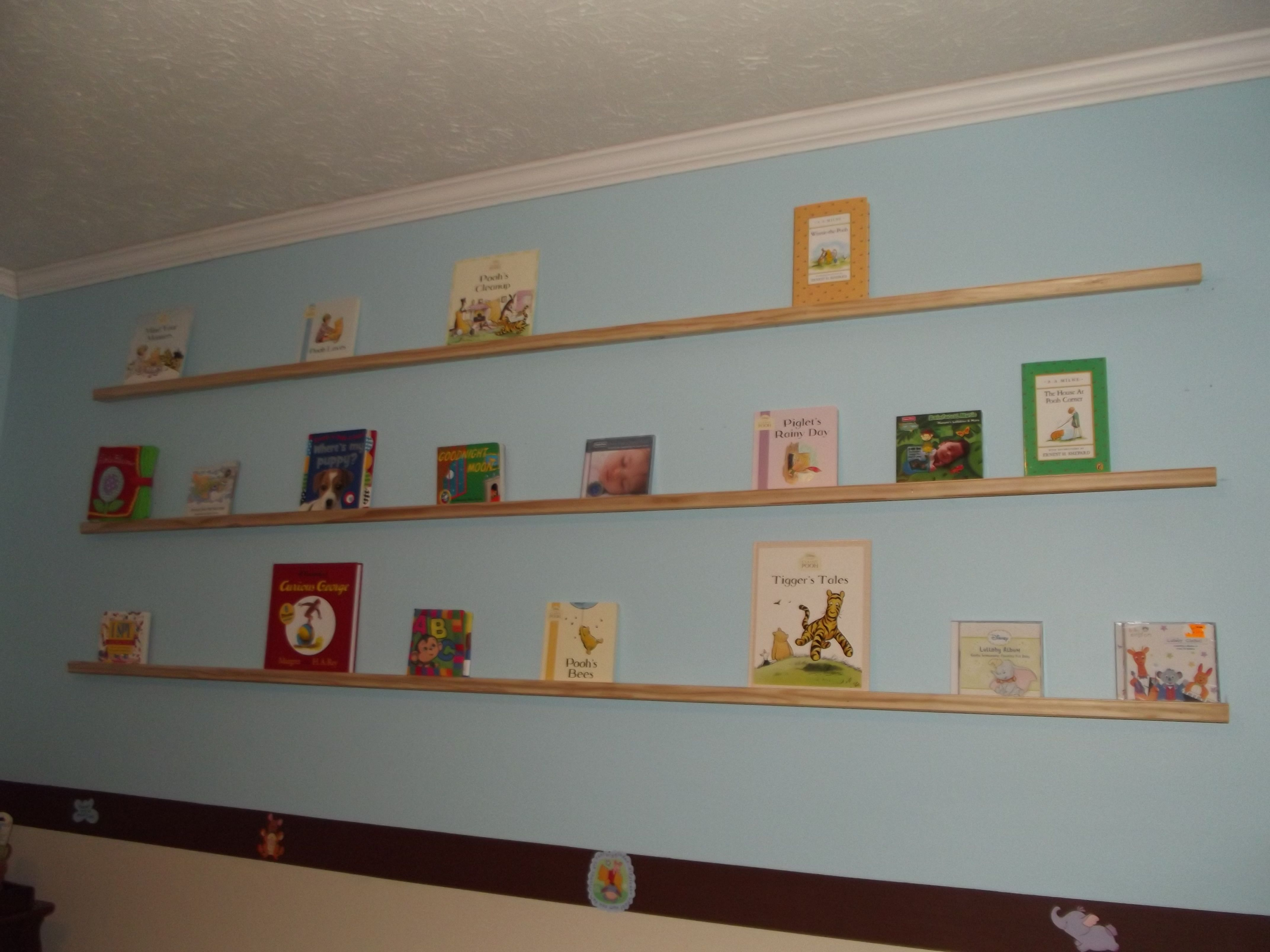 Library Wall