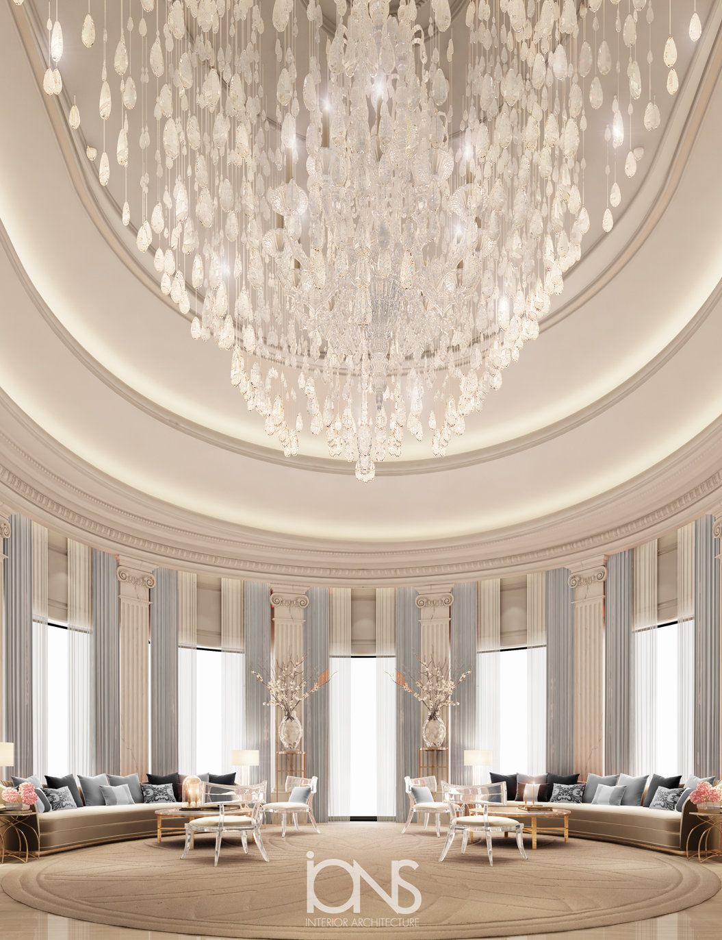 Lounge Design Doha Palace Home Style In 2019 Interior