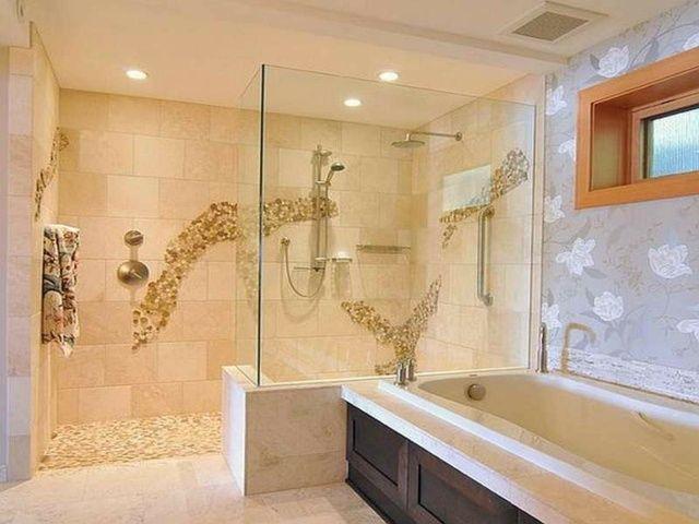 La douche à lu0027italienne, le choix branché pour la salle de bains - salle de bain design douche italienne